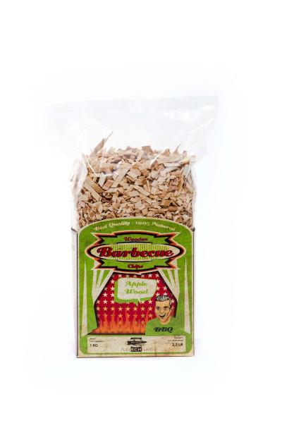1 kg Räucherchips aus Apfelholz von Axtschlag kaufen