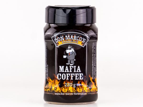 Don Marco´s Mafia Coffee Barbecue Rub
