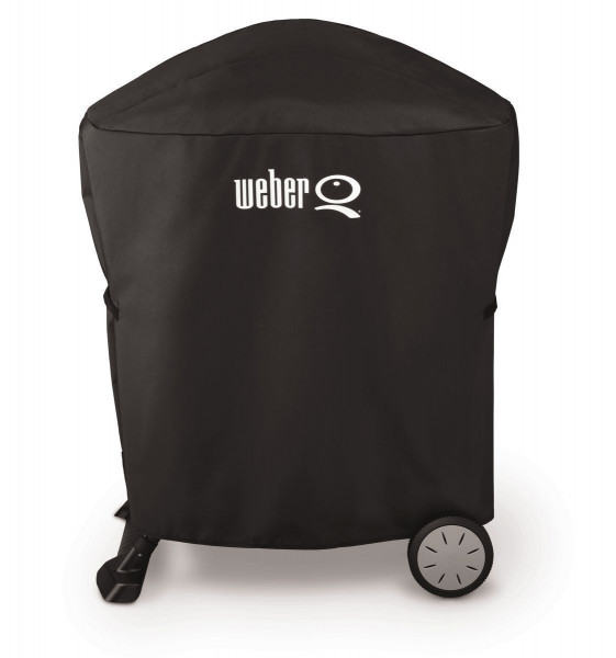 Weber Abdeckhaube Premium für Q 100-1000 / 200-2000 Stand und Rollwagen