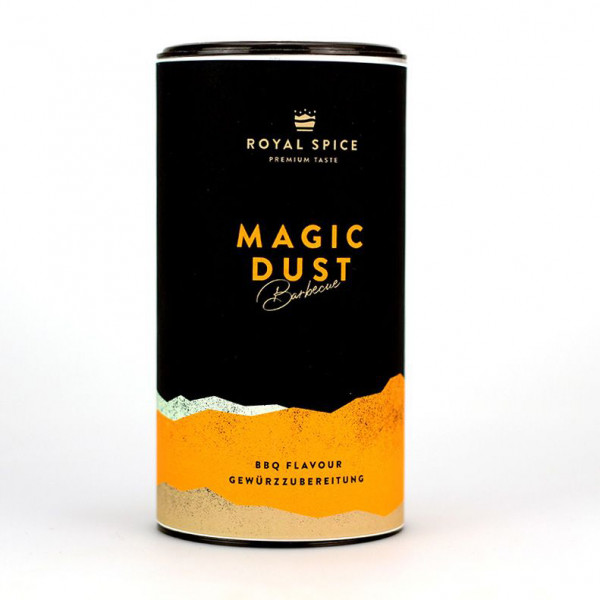 Royal Spice BBQ Rub Magic Dust Grillgewürz 350g