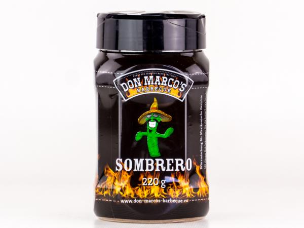 Don Marco´s Sombrero Barbecue Rub