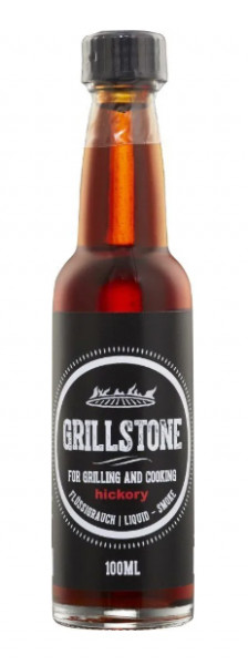 Grillstone Liquid Smoke Hickory, 100ml