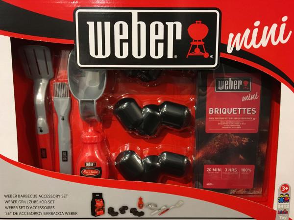 Weber Spielzeug Grill Zubehör Set für Kinder