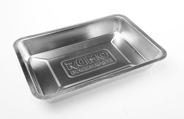 RUMO Tropf- & Marinaden-Schale Edelstahl für den Grill kaufen