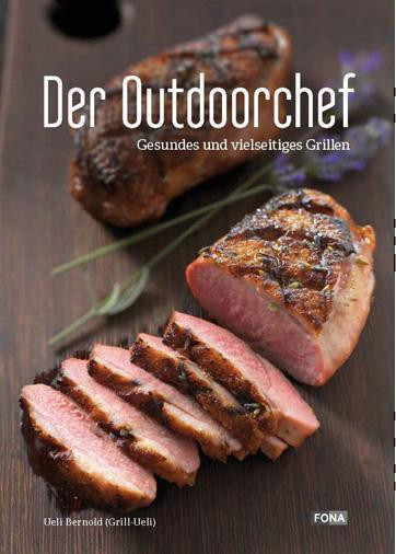 "Outdoorchef Grill-Kochbuch ""Der Outdoorchef"""