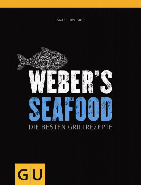 """WEBER Grillbuch Seafood """"Die besten Grillrezepte"""""""