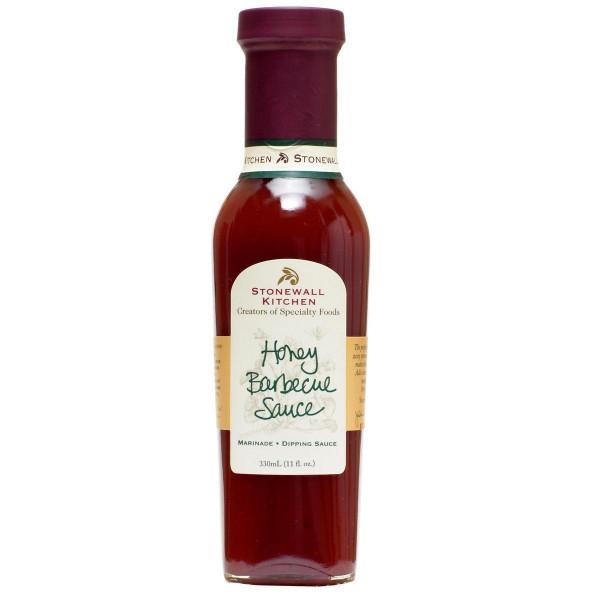 Stonewall Kitchen Honey Barbecue Sauce BBQ24 Onlineshop für Grillsaucen