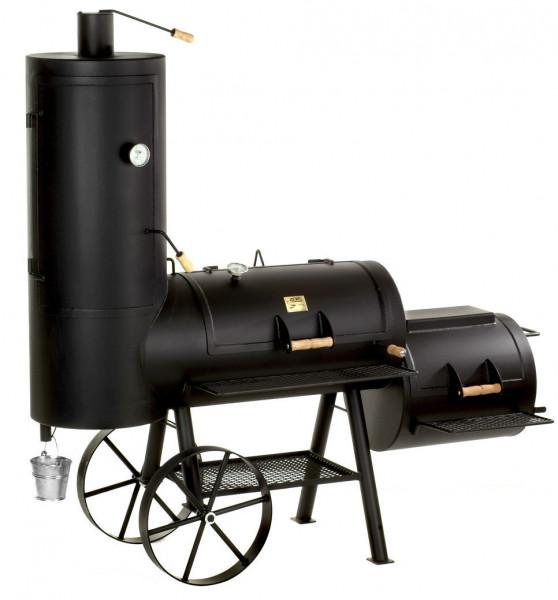 "Joe´s 20"" Chuckwagon Catering Barbeque Smoker günstig kaufen"