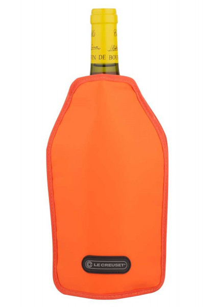 Le Creuset WA-126 Aktiv-Weinkühler ofenrot