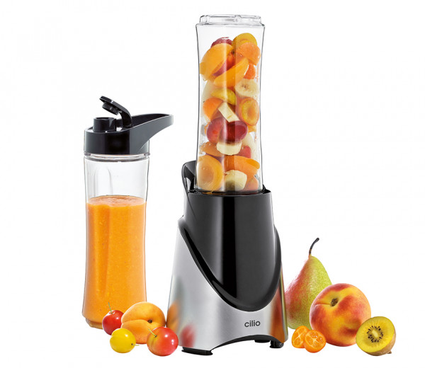 Cilio Smoothie Maker incl. 2 Flaschen