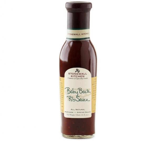 Stonewall Kitchen Baby Back Rib beste BBQ-Sauce aus den USA
