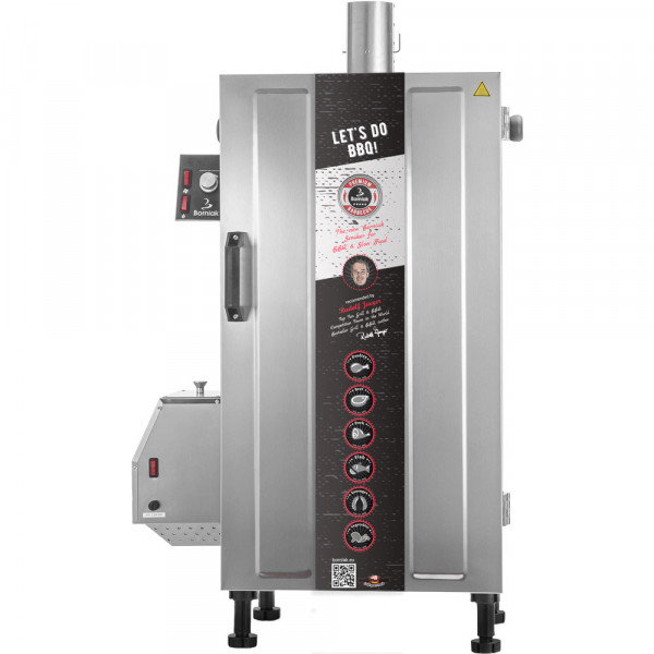 Borniak BBQ Smoker BBDS-70V1.3 - NEUES MODELL