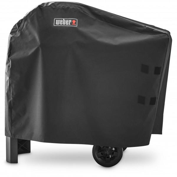 Weber Premium Abdeckhaube Pulse 1000/2000 mit Rollwagen