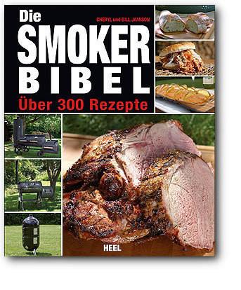 "VSB Grillbuch Jamison: ""Die Smoker-Bibel"" Art.-Nr. 978-3-86852-544-1"