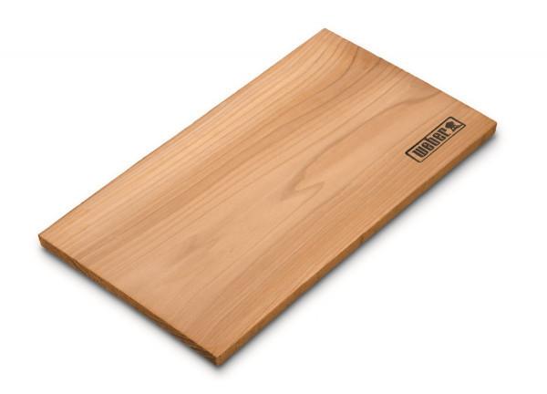 WEBER Räucherbretter klein - Zedernholz 2 Stück