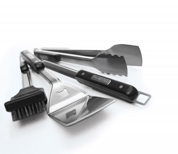 Broil King Grillbesteck Premium: Wender, Zange, Bürste, Pinsel kaufen