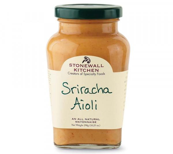 Stonewall Kitchen Sriracha Aioli Bbq24