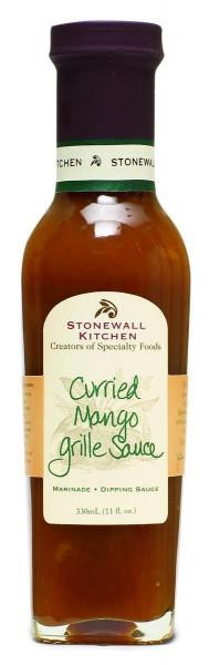 Curried Mango Grille Sauce Stonewall Kitchen aus den USA in Deutschland kaufen