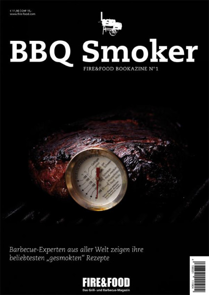Fire&Food Bookazine No.1 - BBQ Smoker