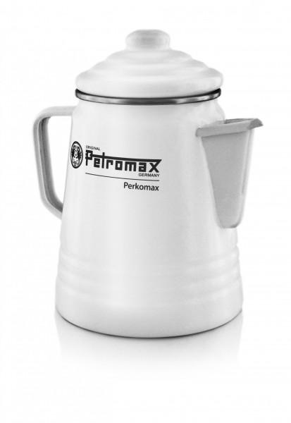 Petromax Perkomax Tee- / Kaffee Perkolator weiß
