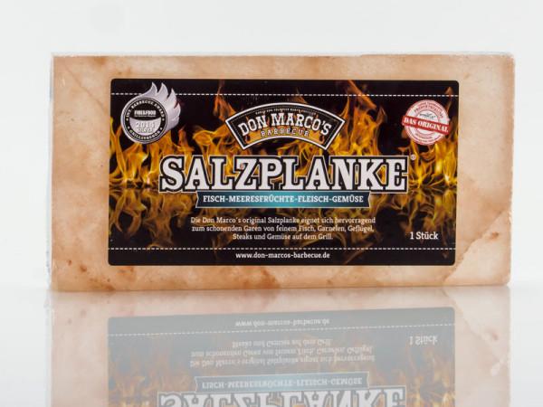 Don Marco´s Salzplanke 20x10x2 cm