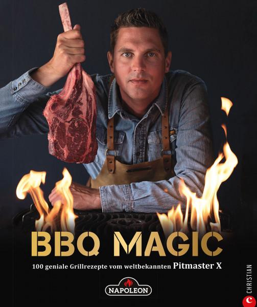 NAPOLEON Grillbuch BBQ Magic mit Pitmaster X