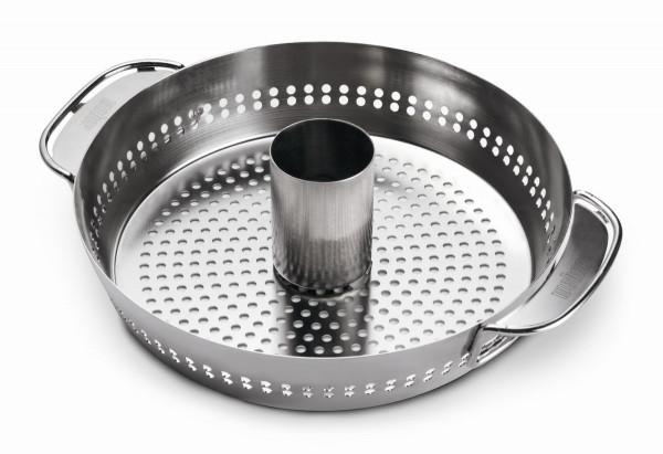 WEBER Gourmet BBQ System Geflügel Bräter Einsatz, ohne Grillrost