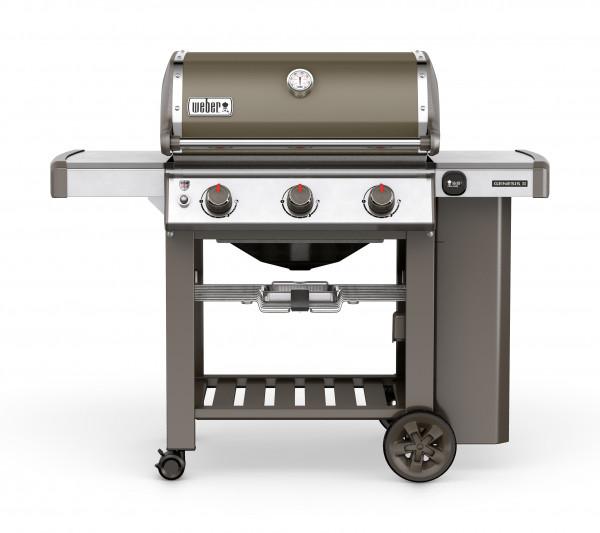 Weber Genesis II E-310 GBS Gasgrill Smoke Grey