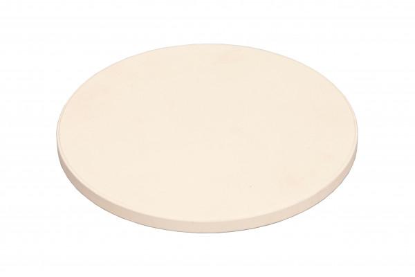 Monolith JUNIOR Grill - Pizzastein rund Ø 26 cm klein für perfekte Pizzen