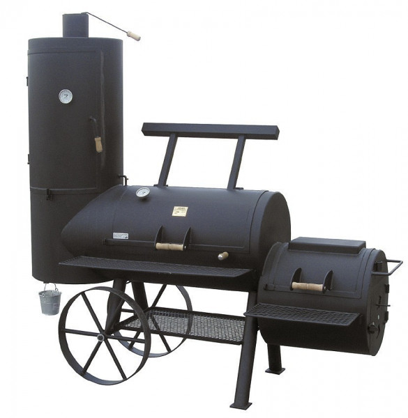 "Joe´s 24"" Chuckwagon Catering Barbecue Smoker günstig kaufen"