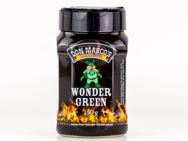 Don Marco´s WonderGreen Barbecue Rub
