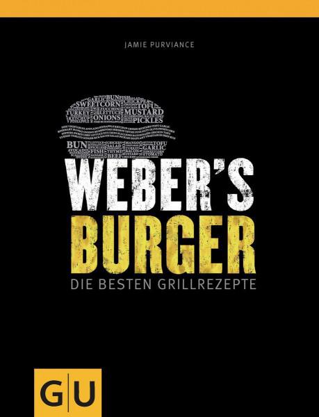 "WEBER Grillbuch ""Weber's Burger - Die besten Grillrezepte"""