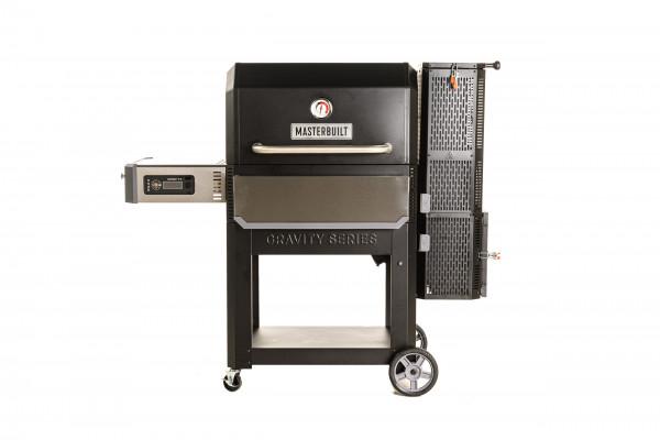 Masterbuilt Gravity 1050 Digital Charcoal Grii + Smoker