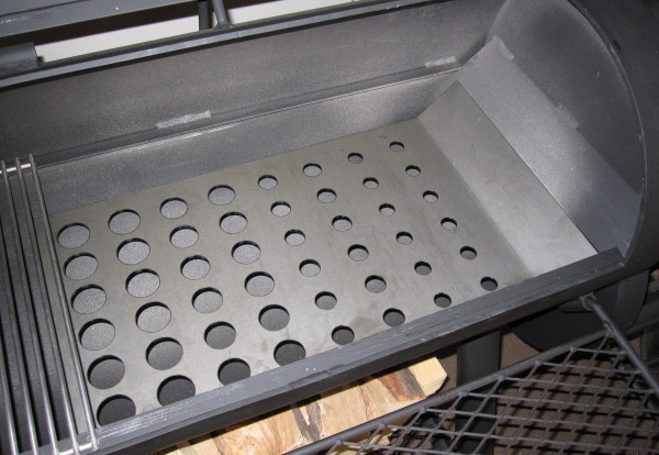 "Convection Plate für 20"" BBQ Smoker"