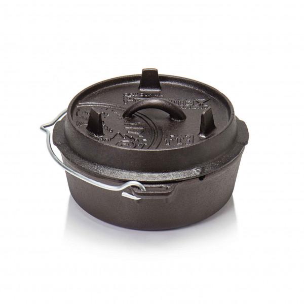 Petromax Feuertopf ft3 ohne Füße Dutch Oven für Grill oder Feuer