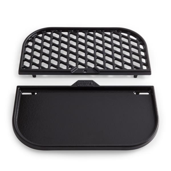 Weber 2in 1 Sear Grate & Grillplatte - Gourmet BBQ System