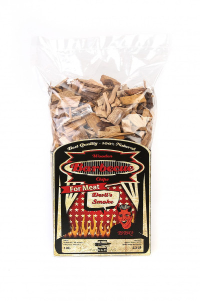 Axtschlag Wood Smoking Chips Räucherchips Devils Smoke kaufen