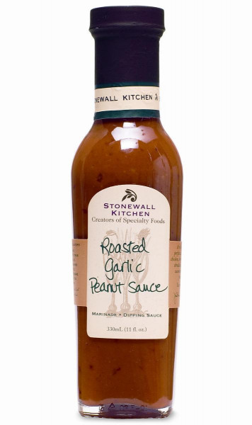 Stonewall Kitchen Roasted Garlic Peanut Grill-Sauce kaufen