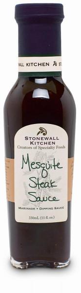Stonewall Kitchen Mesquite Steak BBQ Grill Sauce
