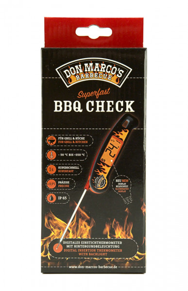 Don Marco's BBQ Check 2.0 Thermometer