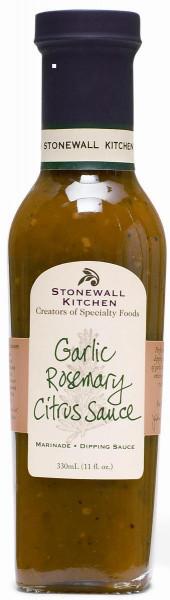 Garlic Rosemary Citrus Grillsauce Stonewall Kitchen süß-sauer