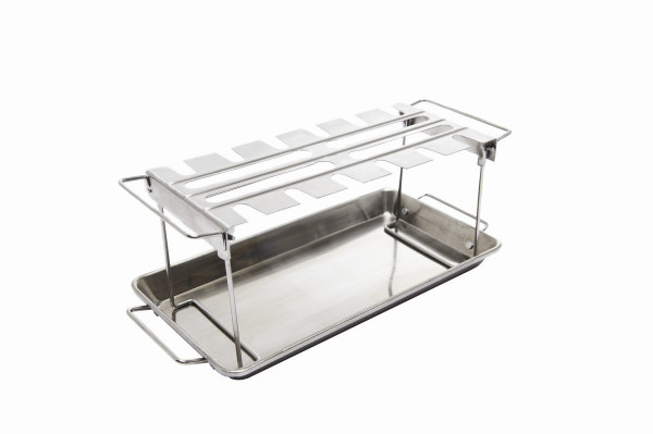 Broil King Wing Rack Front
