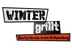 Winter grillt
