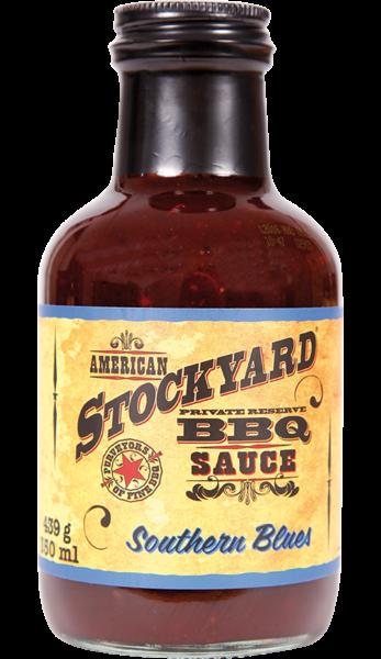 American Stockyard Southern Blues BBQ-Sauce aus den USA
