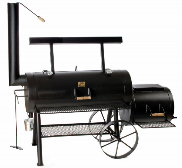 """Barbecue Smoker Joe´s 20"""" Championship Longhorn, lange Version"""