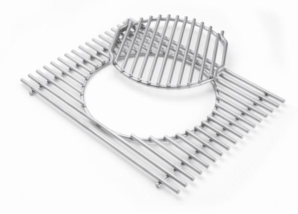 Weber Gourmet BBQ System - Grillrost mit Grillrosteinsatz Summit 400- / 600-Serie